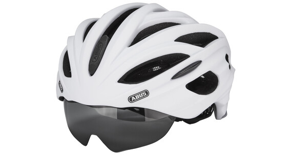 ABUS In-Vizz Helm white